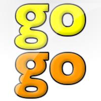 Go Go Logo